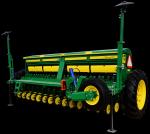 Сеялка зерновая СЗ-4,2 M\TITAN 420 (mini-till)