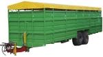 Прицеп-скотовоз ТС-9 для перевозки крупного рогатого скота