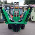 Пересаживатель деревьев тракторный PR/ST/01