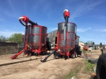Зерносушилка TKM-15SF
