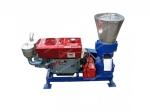 Гранулятор для комбикорма, пеллет 230А (дизельный двигатель)